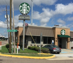 When I first encountered Starbucks in the 1980s, I dug it because it made me think of Battlestar Galactica