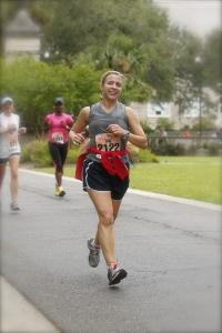 Jazz Half Marathon, October 2012