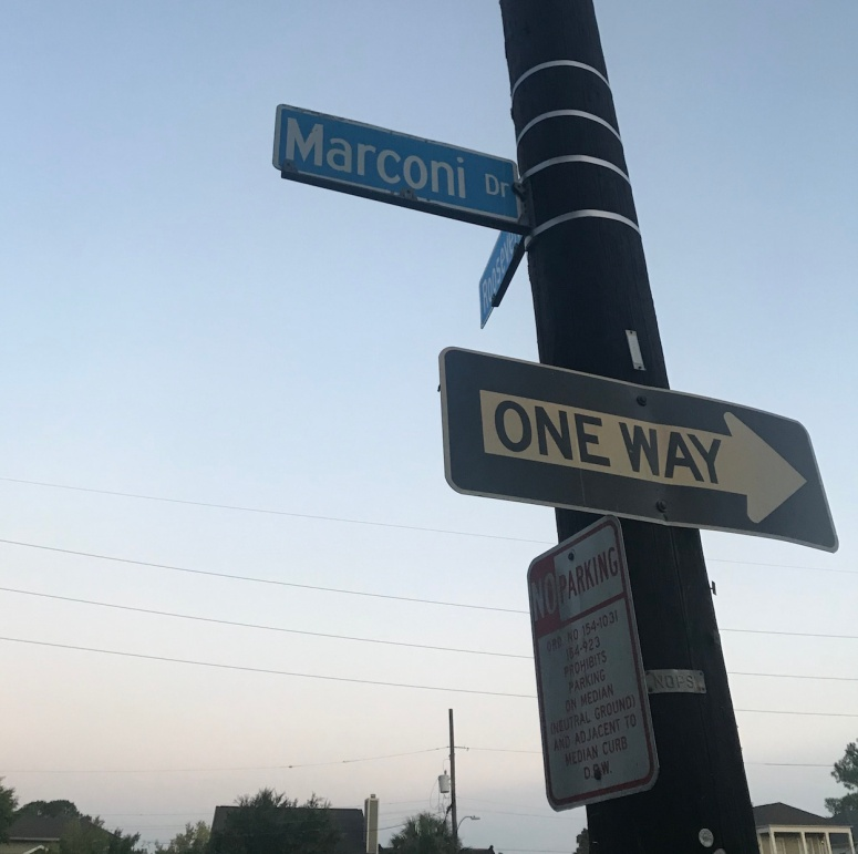 Marconi Drive New Orleans